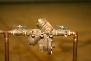 Backflow Water Contamination
