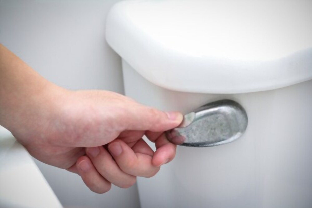 How (and Why) To Fix Your Toilet Handle