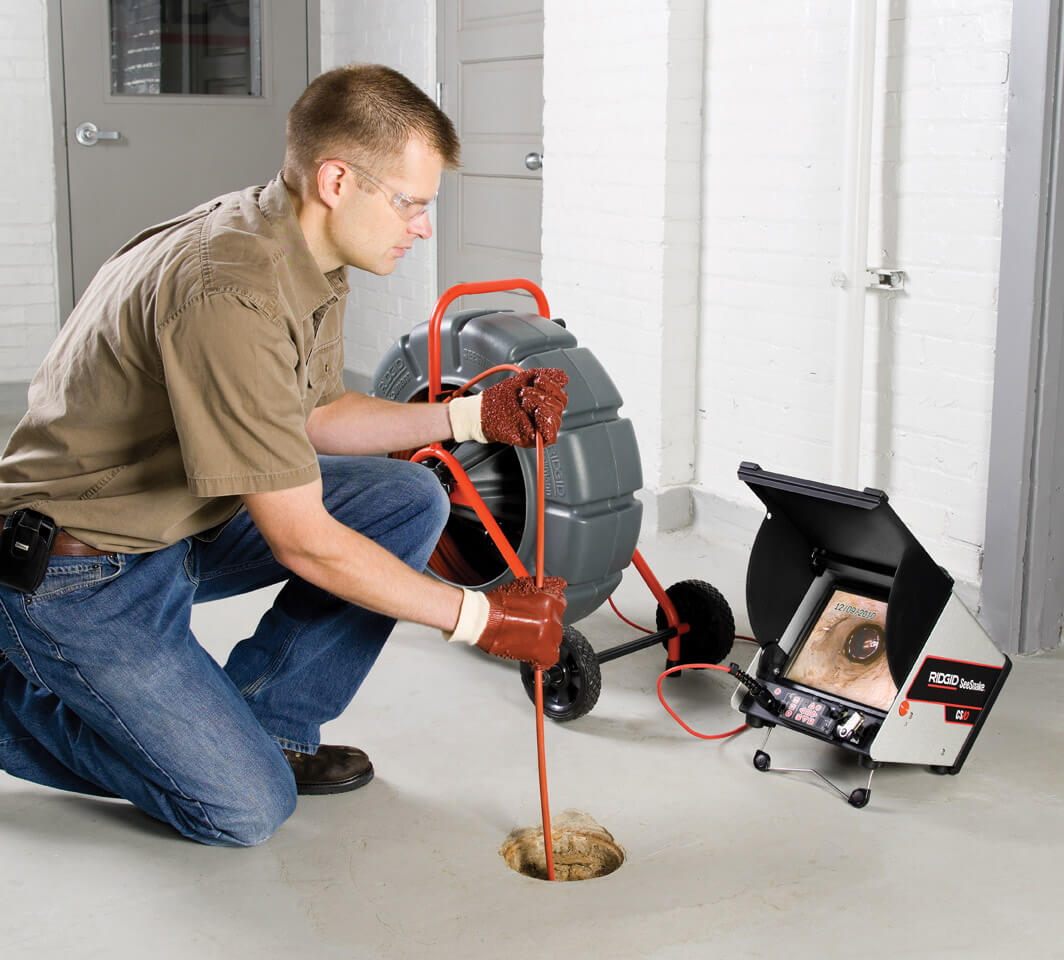 Sewer Line Camera Inspection Services in Schererville, IN