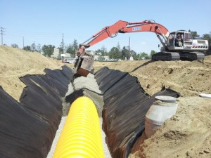 Storm Sewer Installation Services