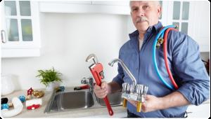 commercial plumbing services schererville in