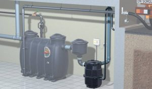 plumbing lift station & residential sewer lift station