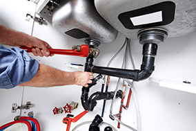 plumbing services schererville in
