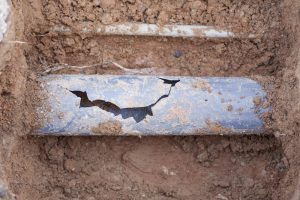 Replace a Sewer Line