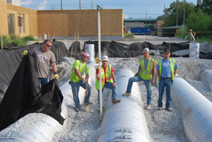 Utility Construction Projects Schererville IN